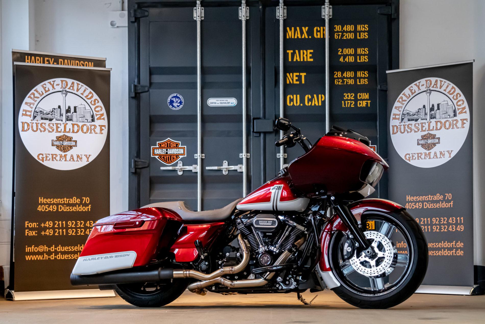 Road Glide Special - Custombike - Umbau - Harley-Davidson Düsseldorf x Kodlin